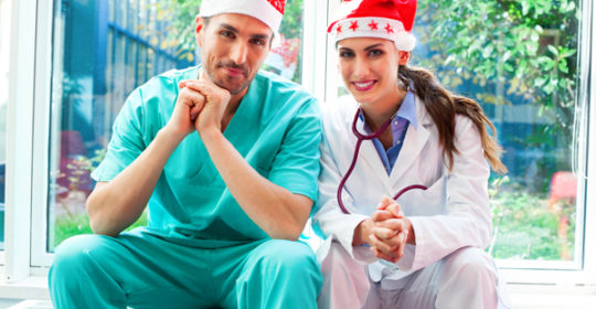Why You Should Work Locum Tenens During the Holidays