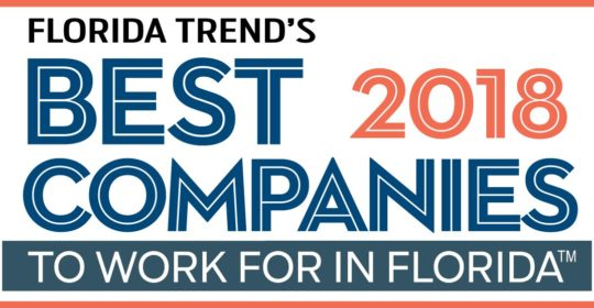 Mint Makes List of Best Companies to Work for in Florida
