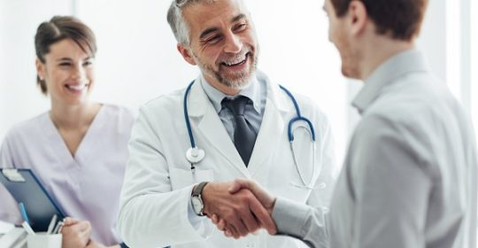 10 Things Patients Care Most About in a Physician [Infographic]