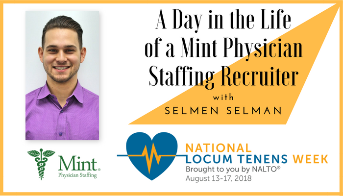 A Day in the Life of a Mint Physician Staffing Recruiter